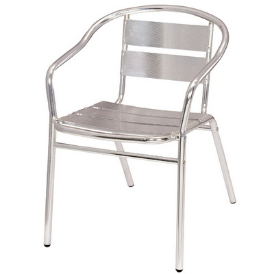 Aluminum Arm Chair