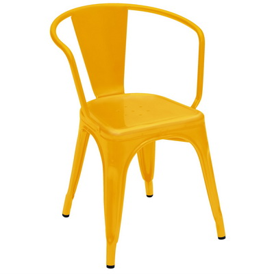 Superior Tolix Chairs DC 656 Yellow